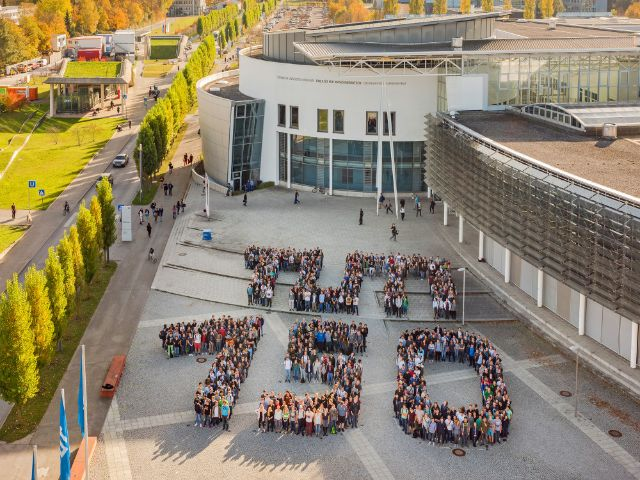 Техническому Университету Мюнхена — 150 лет!